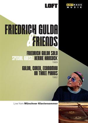 Rent Friedrich Gulda and Friends Online DVD Rental