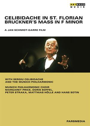 Rent Celibidache in St.Florian: Bruckner's Mass in F Minor Online DVD Rental
