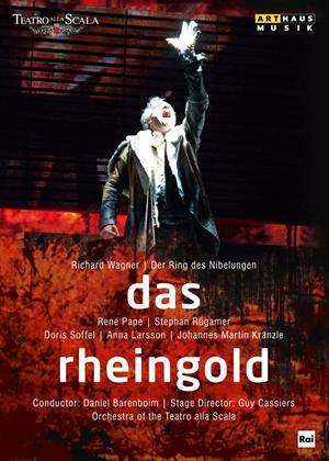 Rent Das Rheingold: Teatro Alla Scala (Barenboim) Online DVD Rental