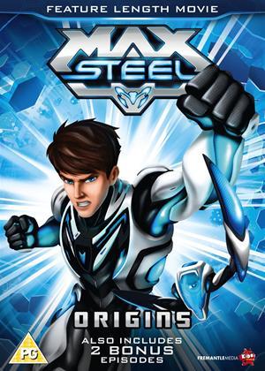Rent Max Steele: Origins Online DVD Rental