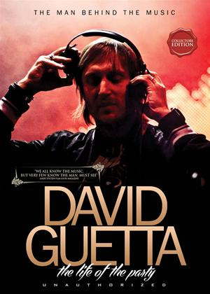 Rent David Guetta: The Life of the Party Online DVD Rental