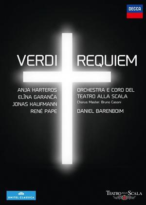 Rent Verdi: Requiem (Teatro Alla Scala Di Milano) Online DVD Rental