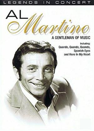 Rent Al Martino: A Gentleman of Music Online DVD Rental