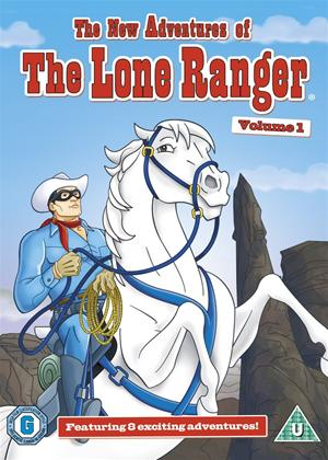 Rent The New Adventures of the Lone Ranger: Series 1 Online DVD Rental