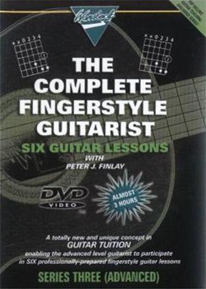Rent Complete Fingerstyle Guitarist: Series 3 Online DVD Rental