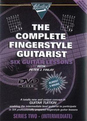 Rent Complete Fingerstyle Guitarist: Series 2 Online DVD Rental
