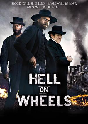 Hell on Wheels Online DVD Rental