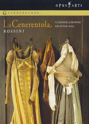 Rent Rossini: La Cenerentola: Glyndebourne Festival Opera Online DVD Rental