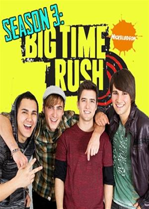 Rent Big Time Rush: Series 3 Online DVD Rental