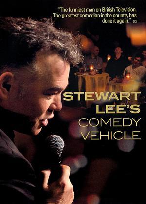 Rent Stewart Lee's Comedy Vehicle Online DVD & Blu-ray Rental