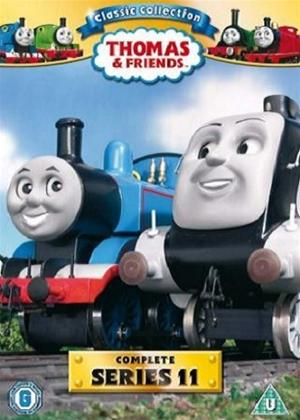 Rent Thomas the Tank Engine and Friends: Series 11 Online DVD Rental