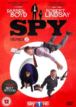 Rent Spy: Series 2 Online DVD Rental