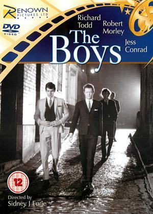 Rent The Boys Online DVD & Blu-ray Rental