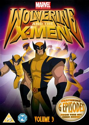 Rent Wolverine and the X-Men: Vol.3 Online DVD Rental