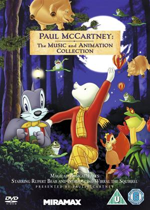 Rent Paul McCartney: The Music and Animation Collection Online DVD Rental