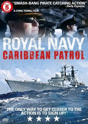 Rent Royal Navy Caribbean Patrol Online DVD Rental