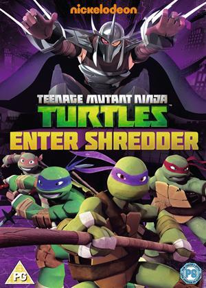 Rent Teenage Mutant Ninja Turtles: Enter Shredder: Series 1: Vol.2 Online DVD Rental