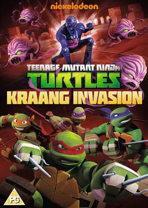 Rent Teenage Mutant Ninja Turtles: Kraang Invasion: Series 1: Vol.3 Online DVD Rental