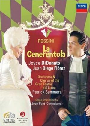 Rent La Cenerentola: Gran Teatre Del Liceu (Summers) Online DVD Rental