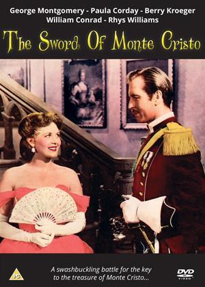 Rent The Sword of Monte Cristo Online DVD Rental