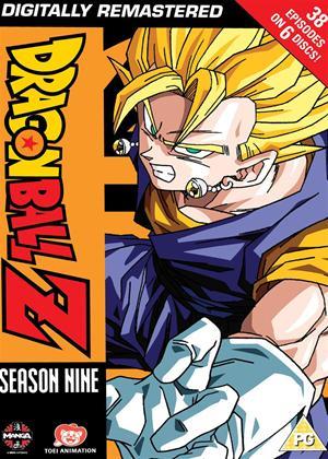 Rent Dragon Ball Z: Series 9 Online DVD Rental