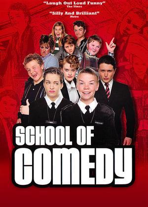 Rent The School of Comedy Online DVD & Blu-ray Rental