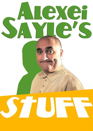 Rent Alexei Sayle's Stuff Online DVD & Blu-ray Rental