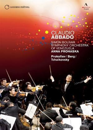 Rent Claudio Abbado: Lucerne Festival 2010 Online DVD Rental