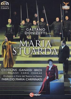 Rent Maria Stuarda: Teatro La Fenice Online DVD Rental