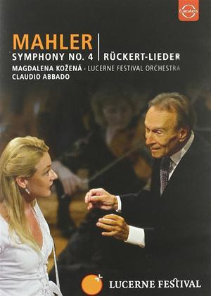 Rent Mahler: Symphony No.4 Online DVD Rental