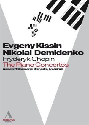 Rent Chopin: The Piano Concertos Online DVD Rental