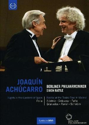 Rent Joaquin Achucarro /Berliner Philharmoniker Online DVD Rental