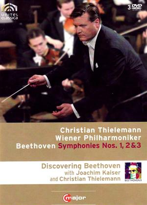 Rent Beethoven: Symphonies 1, 2 and 3 Online DVD Rental