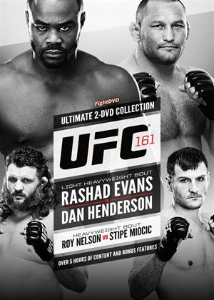 Rent UFC: 161: Evans vs. Henderson (aka Ultimate Fighting Championship: 161: Evans vs. Henderson) Online DVD Rental
