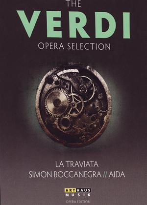 Rent Verdi Opera Selection Online DVD Rental