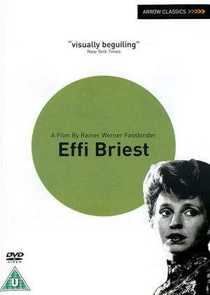 Rent Effi Briest (aka Fontane Effi Briest) Online DVD Rental