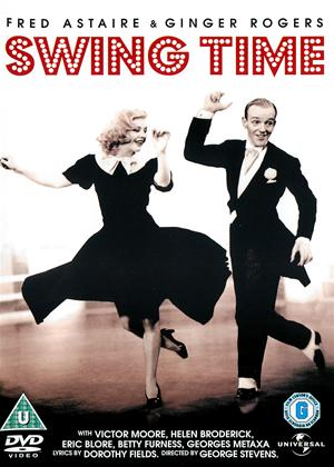 Swing Time Online DVD Rental