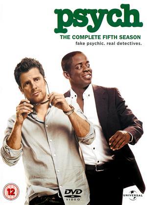 Rent Psych: Series 5 Online DVD Rental