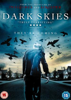 Dark Skies Online DVD Rental