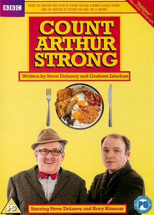 Rent Count Arthur Strong: Series 1 Online DVD Rental