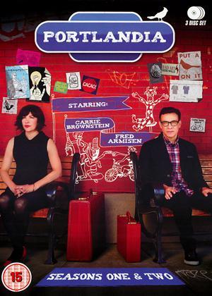 Rent Portlandia: Series 1 and 2 Online DVD Rental