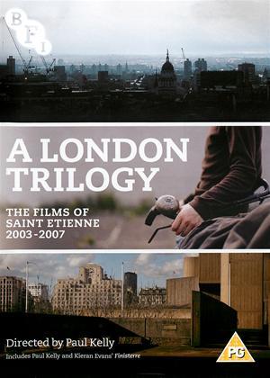 Rent A London Trilogy: The Films of Saint Etienne 2003-2007 Online DVD Rental
