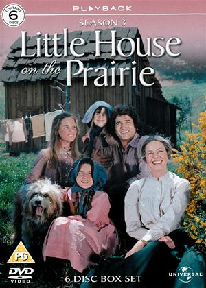 Rent Little House on the Prairie: Series 3 Online DVD Rental