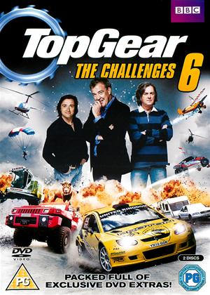 Rent Top Gear: The Challenges: Vol.6 Online DVD Rental