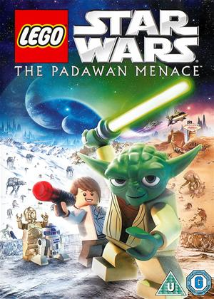 Lego Star Wars: The Padawan Menace Online DVD Rental