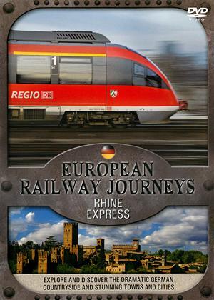 Rent European Railway Journeys: Rhine Express Online DVD Rental