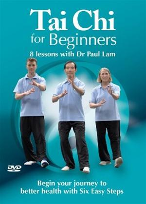 Rent Tai Chi for Beginners: 8 Lessons with Doctor Paul Lam Online DVD Rental