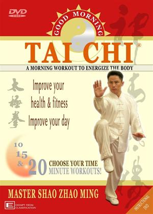 Rent Good Morning Tai Chi: A Morning Workout to Energize the Body Online DVD Rental