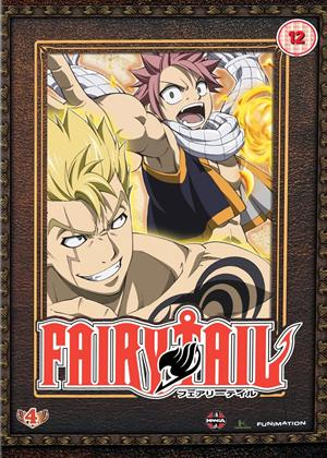 Rent Fairy Tail: Part 4 Online DVD Rental