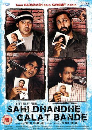 Rent Right Job Wrong Guys (aka Sahi Dhandhe Galat Bande) Online DVD Rental